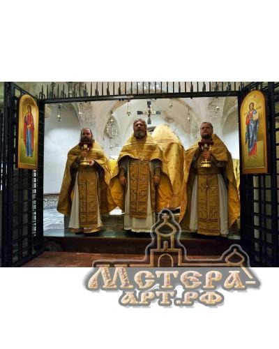 Иконостас , Патриаршее подворье Святого Николая Чудотворца